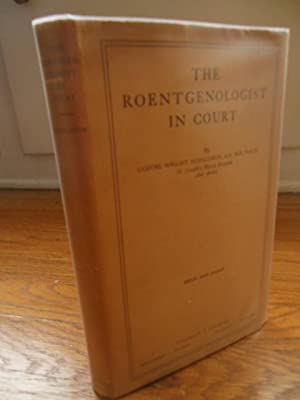 The Roentgenologist In Court: Donaldson, Samuel Wright