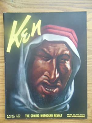 Ken Magazine April 7, 1938 (Volume I; Number 1 (Premeir Issue)