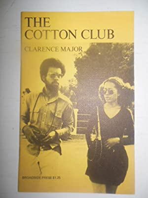 The Cotton Club (1972, 1st ed.): Major, Clarence