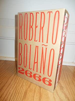 2666 - 3-Volume Boxed Set: A Novel: Bolaño, Roberto