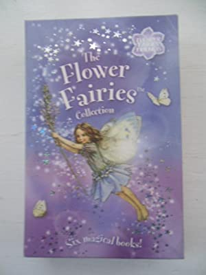 The Flower Fairies Collection; Six Magical Books: Pippa Le Quesne;