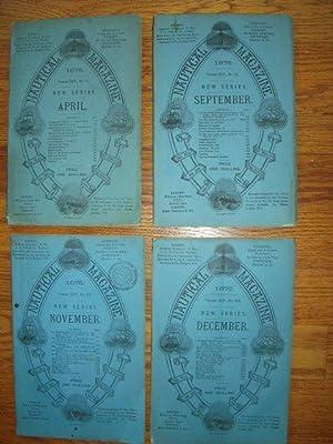 Nautical Magazine New Series (April, September, 1876 November, December)