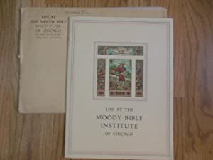 Life at the Moody Bible Institute of Chicago; College Catalog 1930 in Original Envelope: No Author