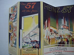The 57 at the Fair H.J. Heinz Co. Exhibit of the 57 Varities at the Chicago World's Fair 1933