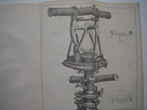 Elements of Surveying, and Navigation, with Descriptions of the Instruments and the Necessary ...