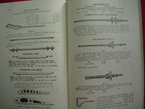 U.S. Model Aircraft Corporation Catalog Flying Model Airplanes Supplies & Accessories 1928