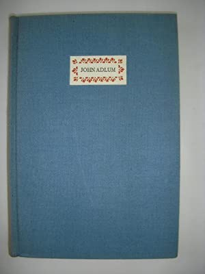 Memoirs of the Life of John Adlum in the Revolutionary War: Adlum, John; Peckham, Howard H. (editor...