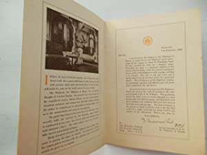 Greetings from the Maharaja (Wirsching Organ Company, Salem, Ohio): No Author