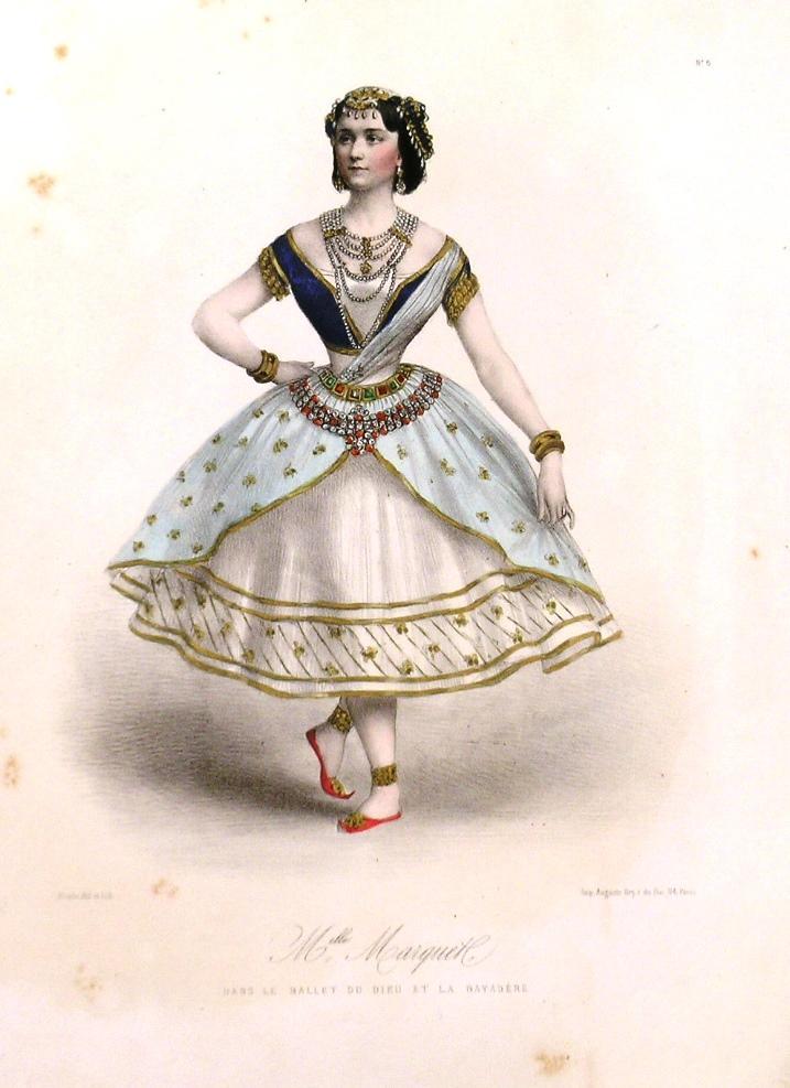 MELLE MARQUET, DANS LE BALLET DE DIEU: Adolphe, Marie-Alexandre.
