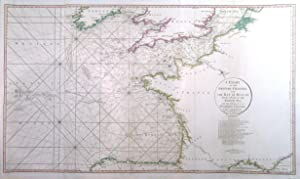 ?A CHART OF THE BRITISH CHANNEL AND THE BAY OF BISCAY, WITH A PART OF THE NORTH SEA, AND THE ENTR...