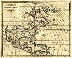 AMERIQUE SEPTENTRIONALE . North and Central America.