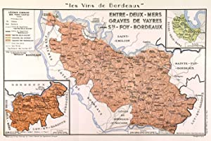 LES VINS DE BORDEAUX - ENTRE DEUX: Larmat, L.