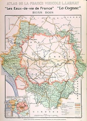 LES EAUX DE VIE DE FRANCE' -: Larmat, L.