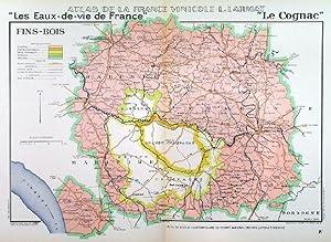 LES EAUX DE VIE DE FRANCE -: Larmat, L.