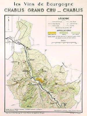 LES VINS DE BOURGOGNE - CHABLIS GRAND: Larmat, L.