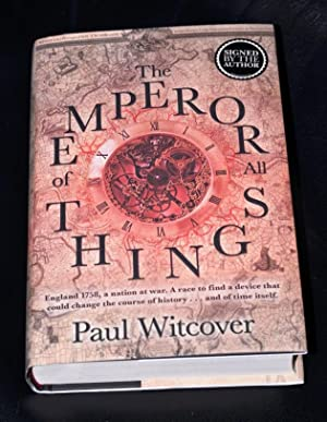 The Emperor of All Things - Rare Signed UK HB
