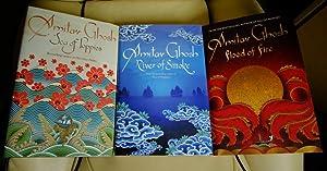 Sea of Poppies - River of Smoke: Ghosh Amitav