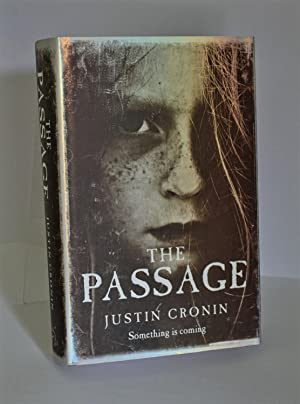 The Passage Signed 1st printing + Promo Newspaper Fine/Fine