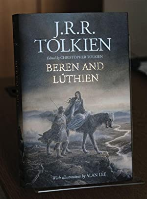 Beren and Lúthien - Signed by the: J. R. R.