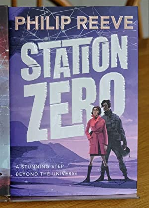 Station Zero (Railhead Trilogy 3) Signed Lined and Dated