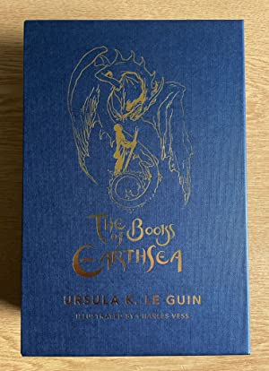 The Books of Earthsea: The Complete Illustrated Special Edition - Signed and Numbered by Charles ...