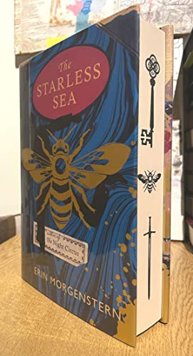 The Starless Sea - Signed Trade Hard cover to the title page. Fine Collectable 1st print