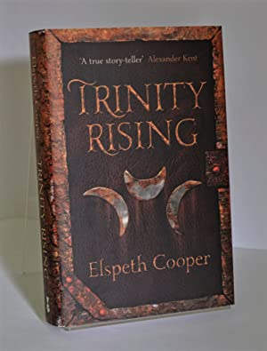 Trinity Rising : The Wild Hunt Quadrology: Book 2 Signed Lined and Dated 1st Edition