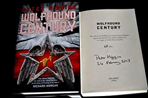 Wolfhound Century - Signed Numbered (out of 100) & Dated UK HB