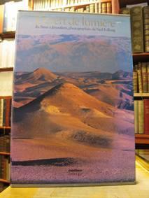 DESERT DE LUMIERE du Sinaï à Jésuralem,: FOLBERG NEIL