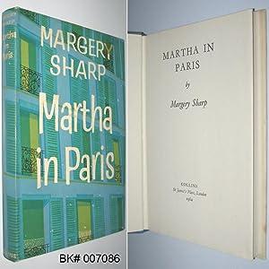 Martha in Paris: Sharp, Margery