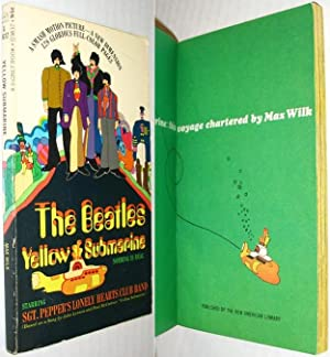 the beatles yellow submarine nothing is real by wilk max the new american library nal u s a. Black Bedroom Furniture Sets. Home Design Ideas