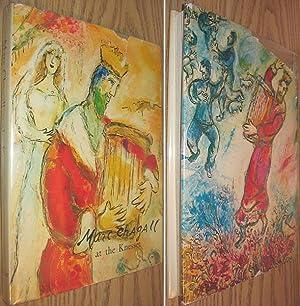 Tapestries and Mosaics of Marc Chagall at: Chagall, Marc; Amishai-Maisels,
