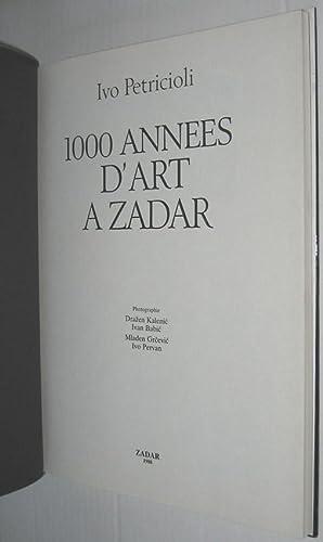 1000 Annees D'art a Zadar (du Ve Au XVe siecle): Petricioli, Ivo