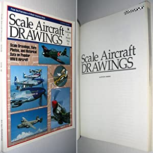 Scale Aircraft Drawings: World War II, Volume: Bowers, Peter M.