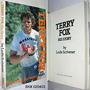 Terry Fox: His Story: Scrivener, Leslie
