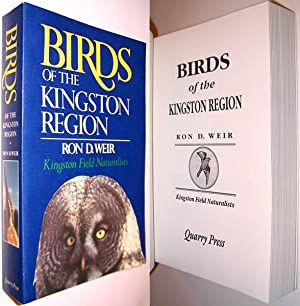 Birds of the Kingston Region: Weir, Ron D.;