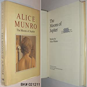 The Moons of Jupiter: Stories By Alice: Munro, Alice