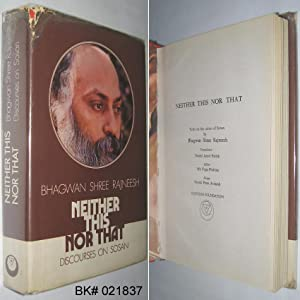 Neither This Nor That: Talks on the Sutras of Sosan