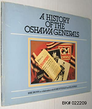 A History of the Oshawa Generals: Brown, Babe; Kurelo,