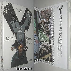 Y: The Last Man, Book One, Deluxe: Vaughan, Brian K.;