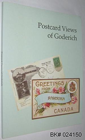 Postcard Views of Goderich: Seeger, Rhea Hamilton