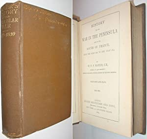 History of the War in the Peninsula: Napier, W. F.