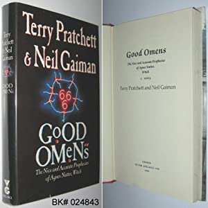 Good Omens: The Nice and Accurate Prophecies: Gaiman, Neil; Pratchett,