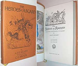 The Heroes of Asgard : Tales from: Keary, A &