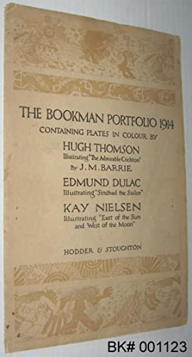 The Bookman Portfolio Christmas 1914 Containing Plates