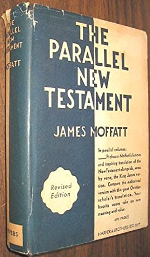 The Parallel New Testament Bible