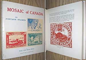 Mosaic of Canada on Postage Stamps : Mika, Nick and