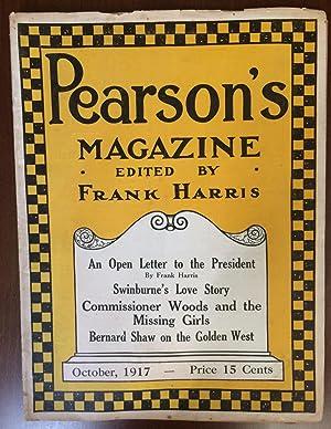 Pearson's Magazine, October 1917 (Vol. 38, No.: Aleister Crowley, Bernard