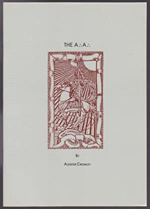 Aleister Crowley - First Edition - Seller-Supplied Images - AbeBooks