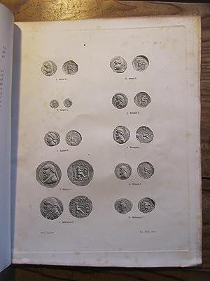 Les Monnaies des Rois Parthes. Extrait des Mémoires de la Société Française de Numismatique et ---....